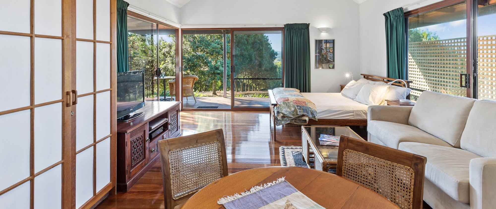 byron hinterland accommodation